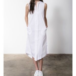 Ajaie Alaie On Repeat Shirt Dress Garmentory XS